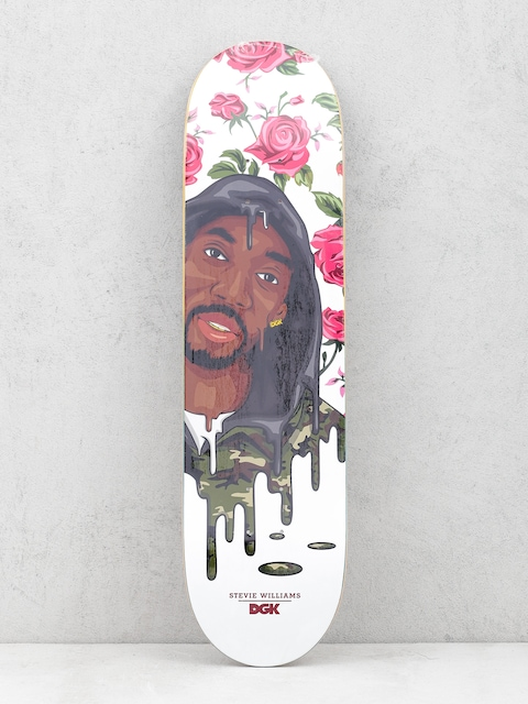 DGK Deck Williams Murked (white/pink)