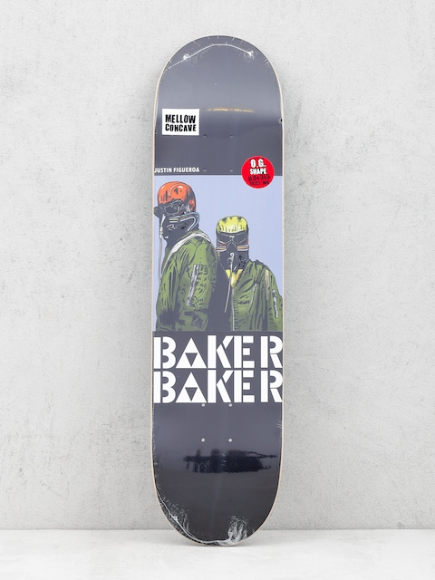 Baker Deck Jf Never Reissue (black)