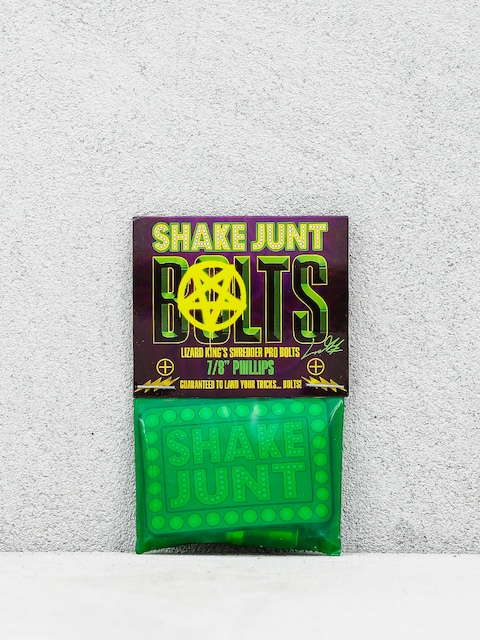 Shake Junt Bolts L King Phillips (black/green)