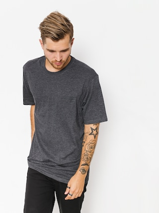 Element T-Shirt Basic Pocket Cr (charcoal heather)