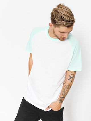 Element T-shirt Basic Raglan (optic white)