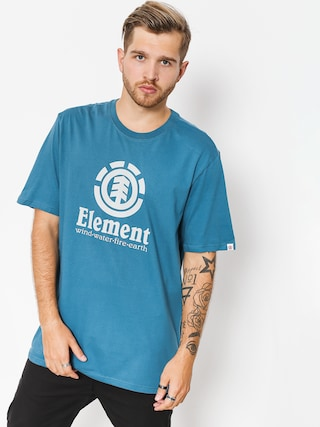 Element T-Shirt Vertical (blue steel)