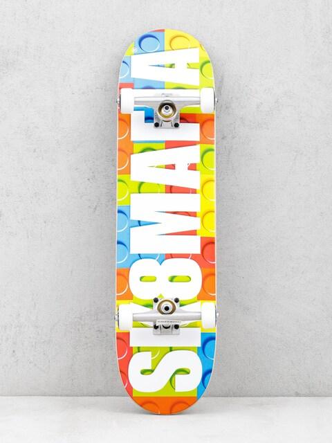 Sk8Mafia Skateboard Og Logo (lego 1)