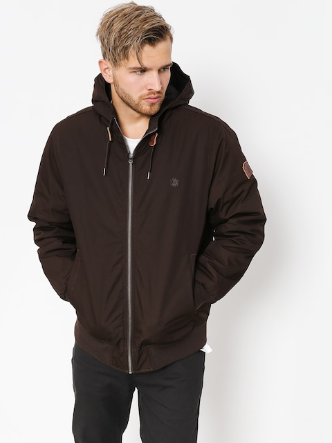 Element Jacket Dulcey (chocolate torte)
