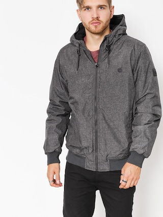 Element Jacket Dulcey (flint black htr)