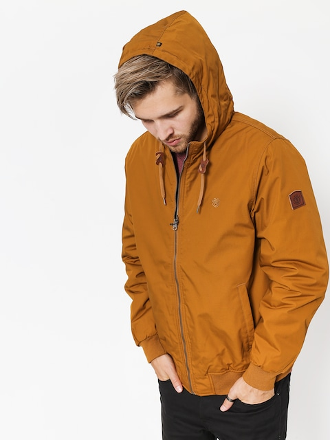 Element Jacke Dulcey (gold brown)