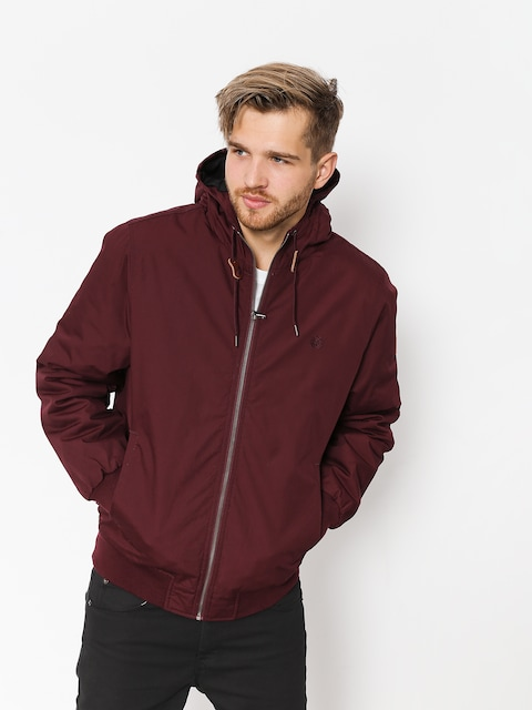 Element Jacket Dulcey (napa red)