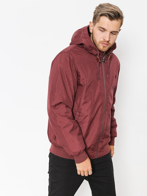 Element Jacket Dulcey (oxblood heather)