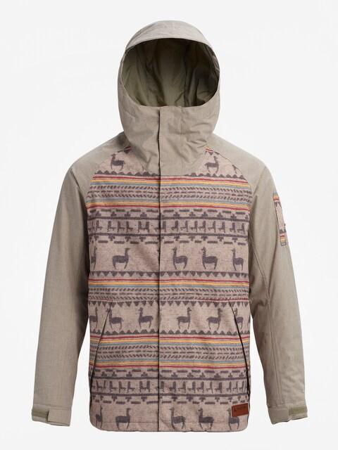 Burton Snowboard jacket Hilltop (bwlpkr/hawk)