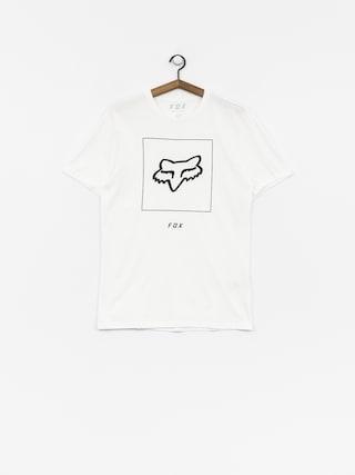 Fox T-Shirt Crass (opt wht)