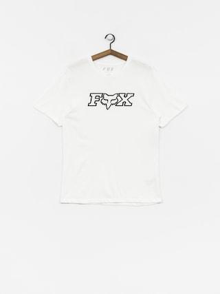 Fox T-Shirt F Head (opt wht)
