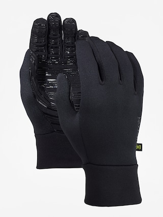Burton Gloves Powerstretch Lnr (true black)
