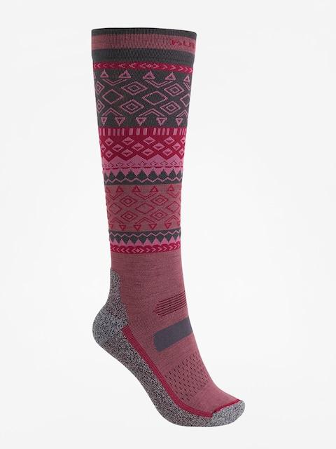 Burton Socken Performance Ultralight Wmn (rose brown)