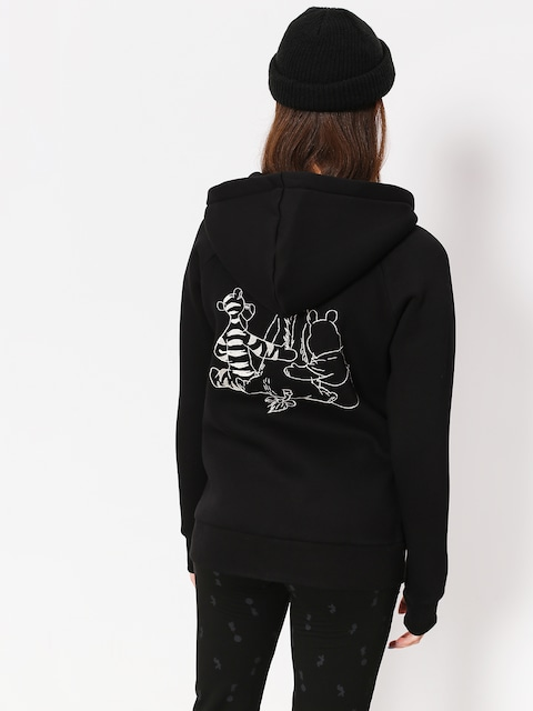 Femi Stories Hoodie x Disney Gang ZHD Wmn (blk)