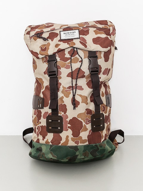 Burton Backpack Tinder (desert duck print)