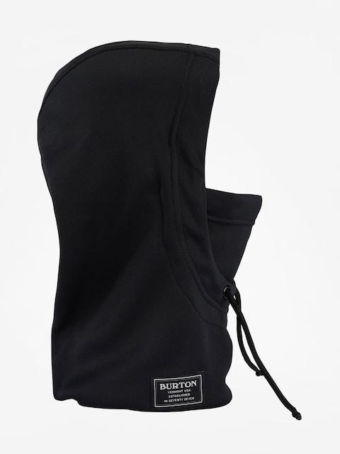Burton Neckwarmer Bonded Hood (true black)