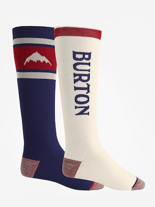 Burton Socks Weekend Midweight 2Pk (mood indigo)