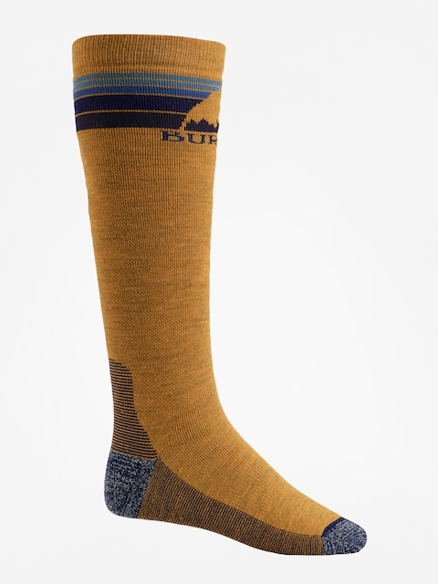 Burton Socks Emblem Midweight (golden oak)