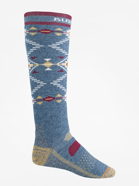 Burton Socks Performance Midweight (mood indigo)