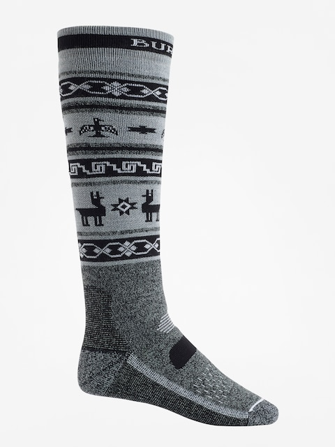 Burton Socks Performance Midweight (true black heather)