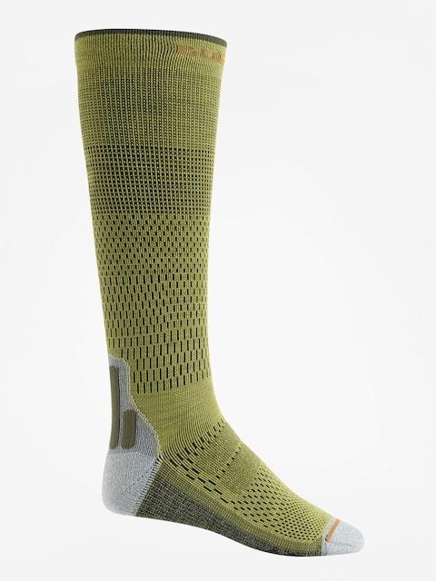 Burton Socks Performance + Ultralight Compression (mosstone)