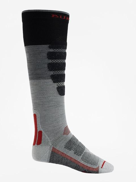 Burton Socks Performance + Lightweight (gray heather block)