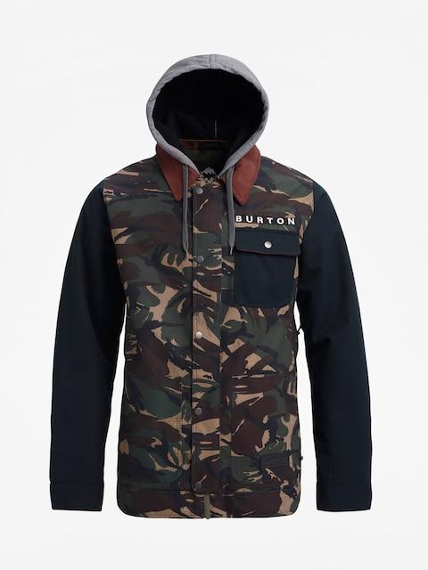 Burton Snowboard jacket Dunmore (seersk/trublk)