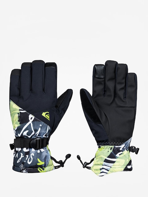 Quiksilver Gloves Mission Glove (construct black)