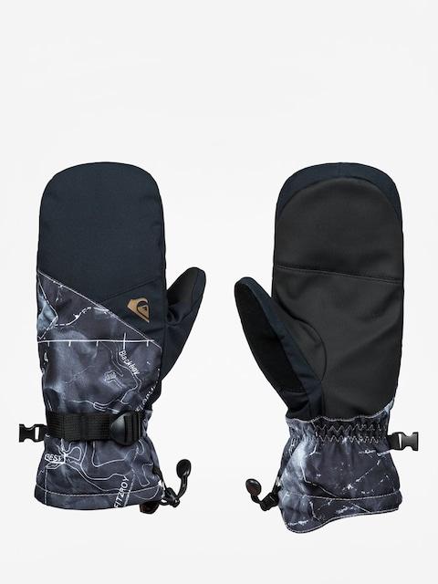 Quiksilver Gloves Mission Mitt (tannenbaum black)