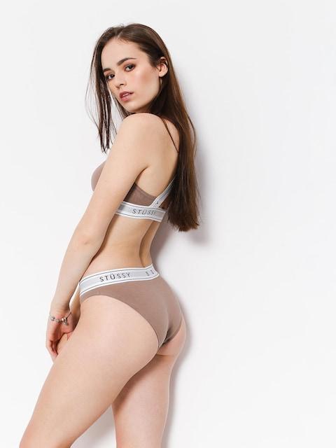 Stussy Underwear Bottom Classic Brief Wmn (taupe)
