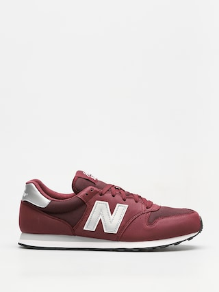 New Balance Shoes 500 (burgundy)