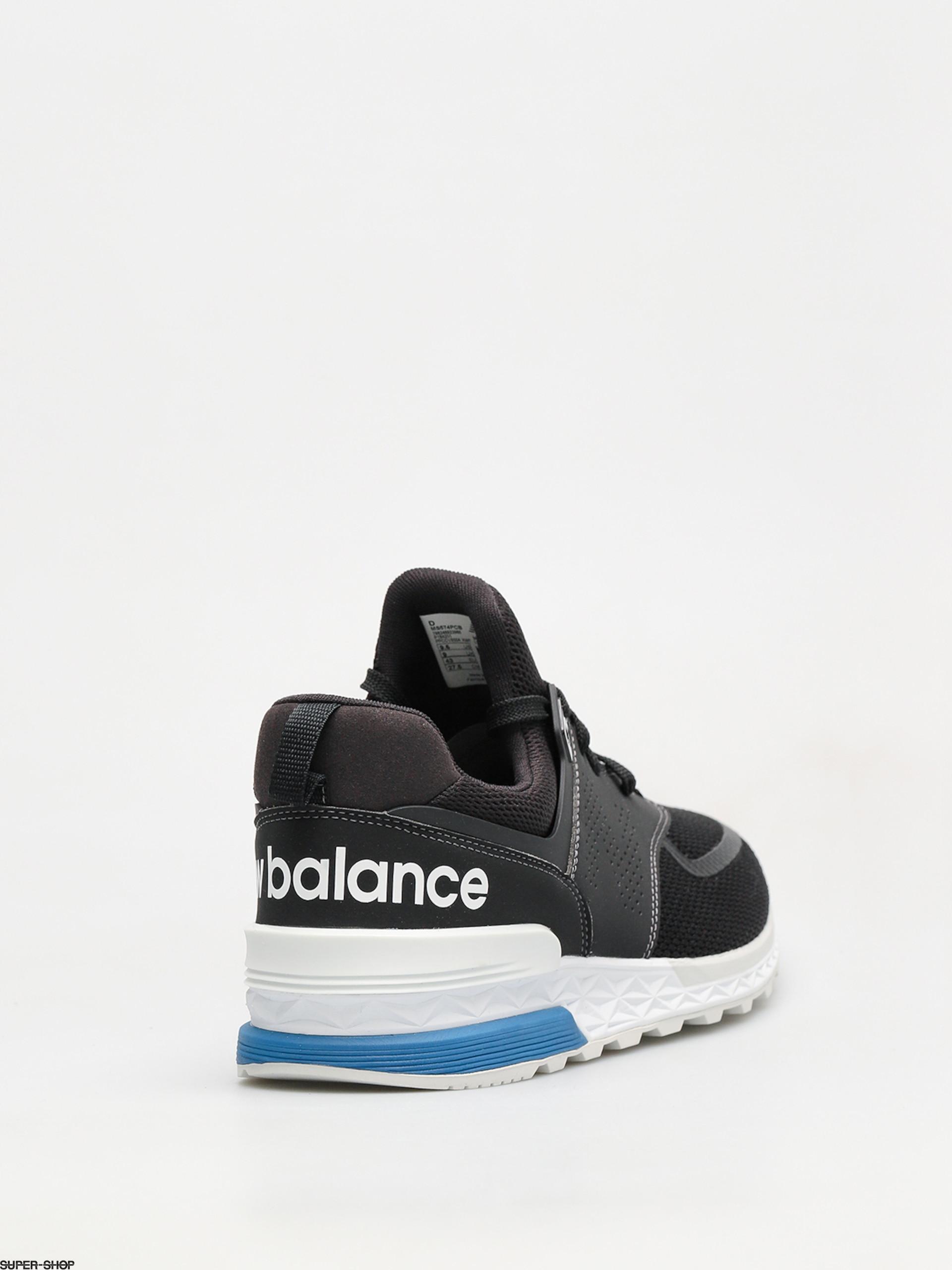 save off acca2 10e9e New Balance Schuhe 574 (black)