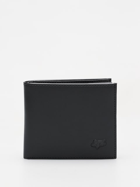 Fox Geldbörse Bifold Leather (blk)