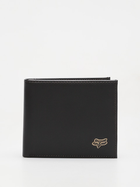Fox Wallet Bifold Leather (brn)
