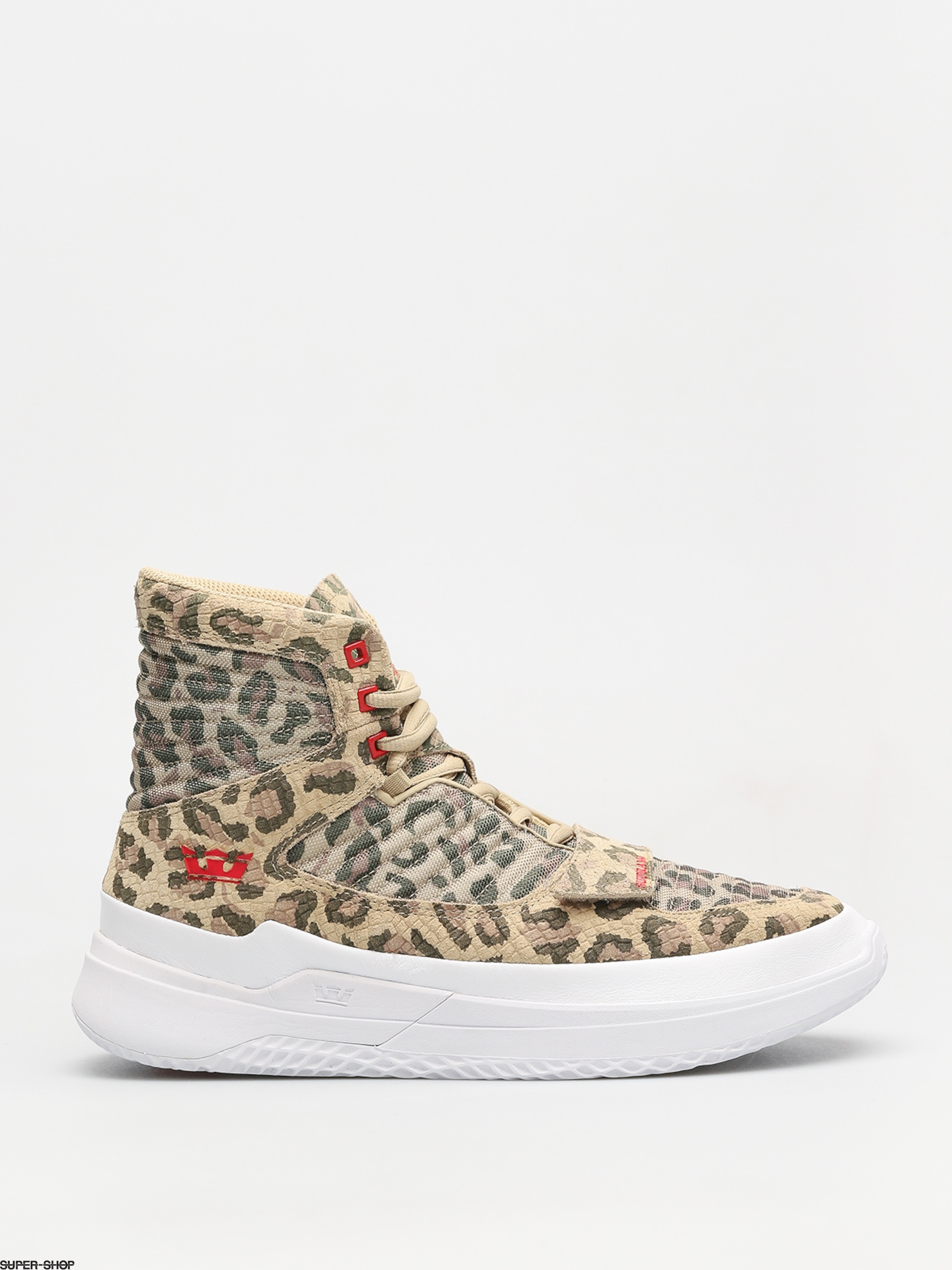 Supra Shoes Theory (animal white) 55d012fd072a