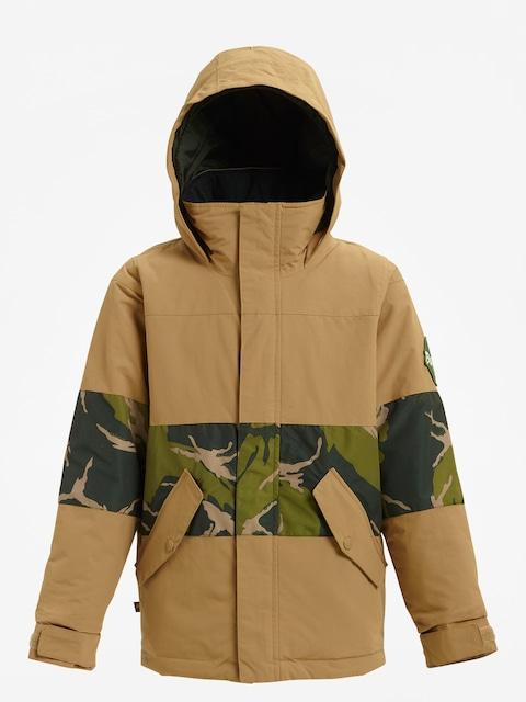 Burton Snowboard jacket Boys Symbol (kelp/mtncmo)