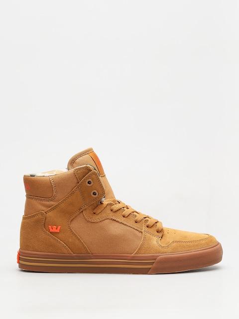Supra Shoes Vaider (tan lt gum)