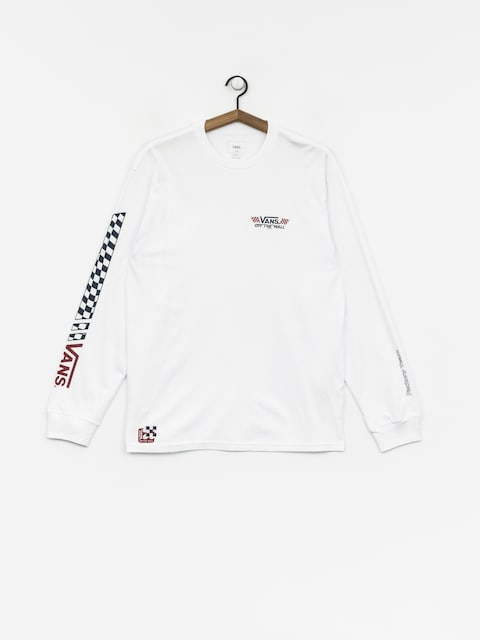 Vans Longsleeve Crossed Sticks (white)