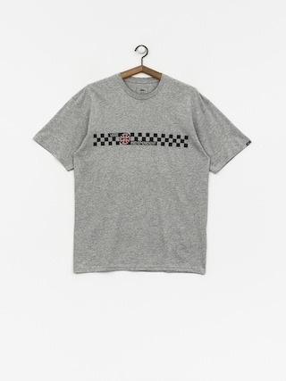 Vans X Indy T-Shirt Checkerboard (athletic heather)