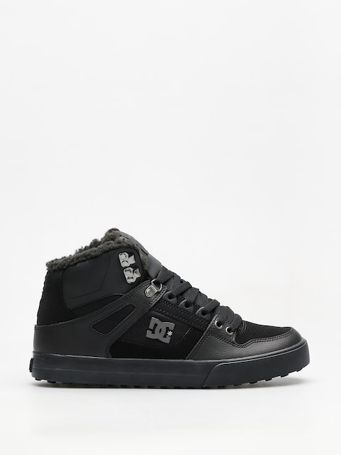 DC Winter shoes Pure Ht Wc Wnt (black/black/black)