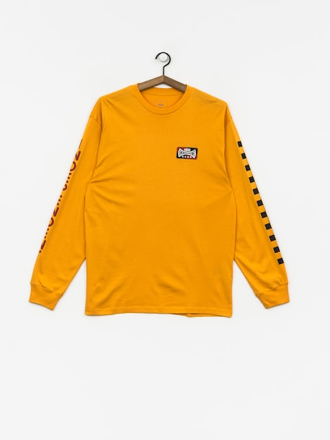 Vans X Indy Longsleeve Checkerboard (sunflower)