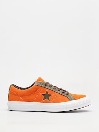 Converse Chucks One Star Ox (bold mandarin/field surplus)
