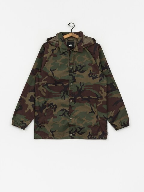 Vans Jacket Torrey Hooded Mte (camo)