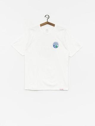 Diamond Supply Co. T-shirt Stampede (white)