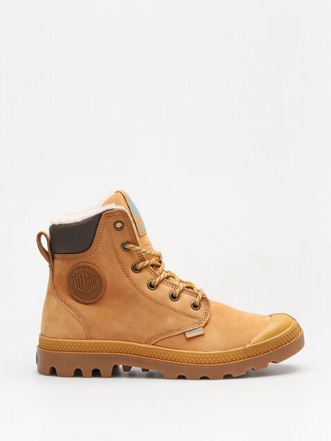 Palladium Schuhe Pampa Sport Wps (amber gold/mid gum)