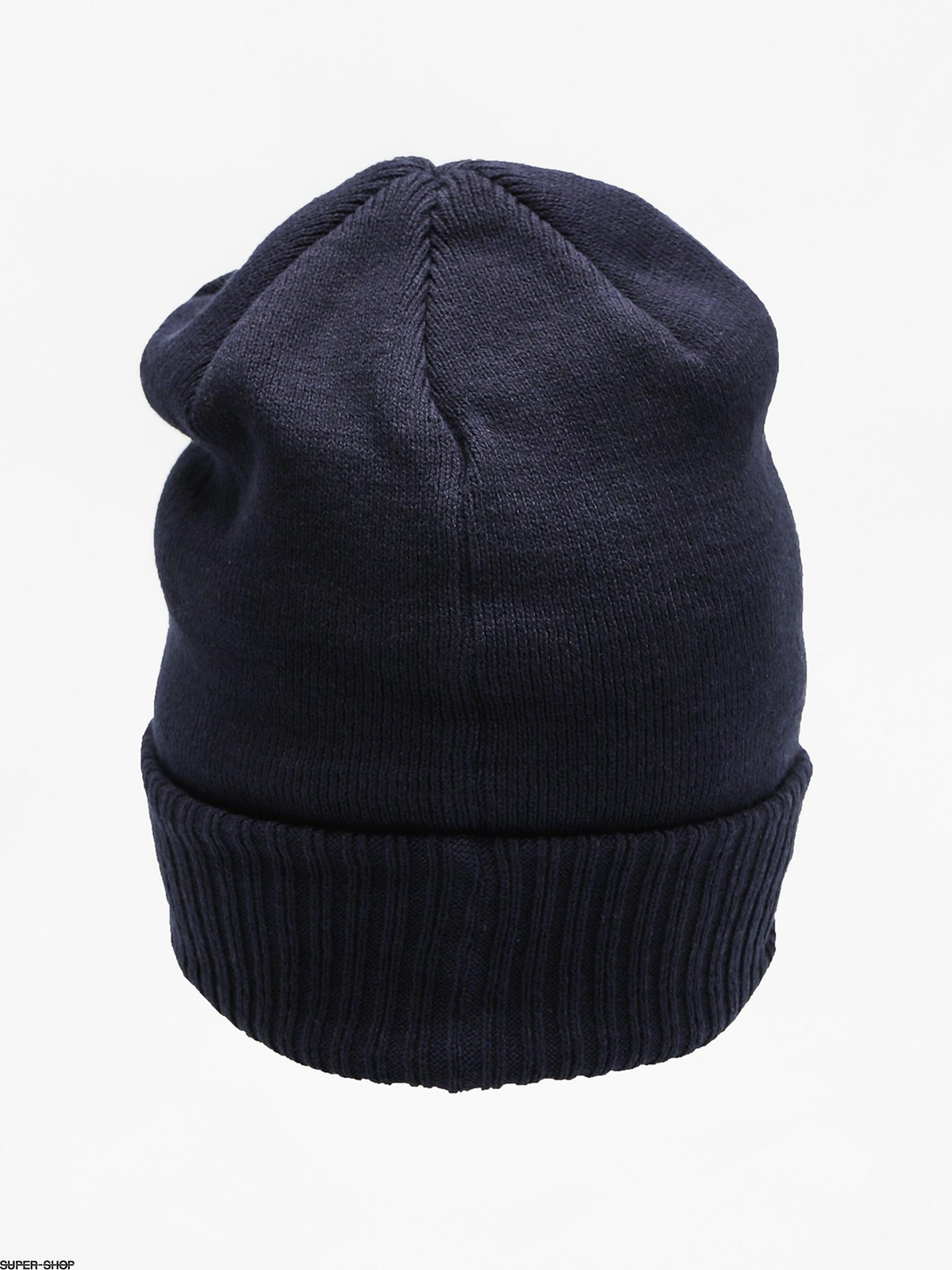 Fila Beanie Slouchy F Box Beanie (black iris) 99941c2a8f5