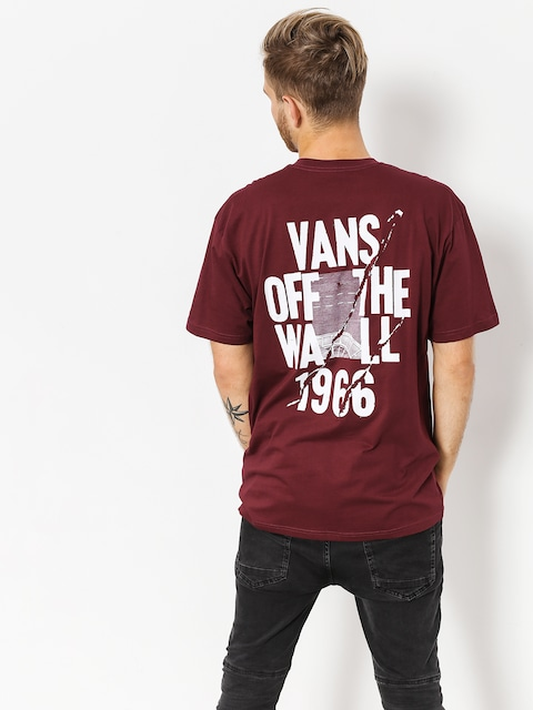 Vans T-shirt Cracked Pavement