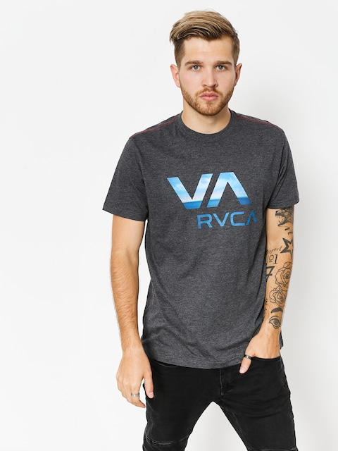RVCA T-shirt Va Rvca (charcoal)