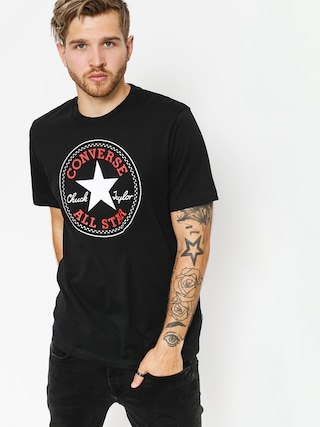 Converse T-shirt Chuck Patch (black)
