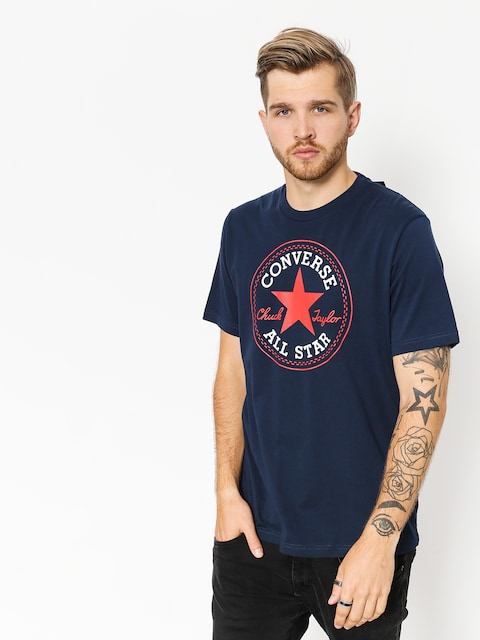 Converse T-Shirt Chuck Patch